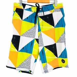 New Ripzone Board Shorts Swim Trunks NWOT